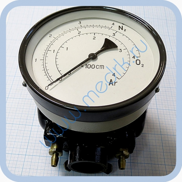 Дифманометр-уровнемер показывающий ДСП-УС  Вид 2