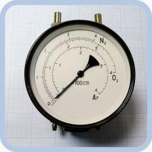 Дифманометр-уровнемер показывающий ДСП-УС