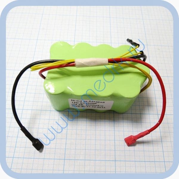 Батарея аккумуляторная 12D-SC2000P Ni-Cd для Defi-B