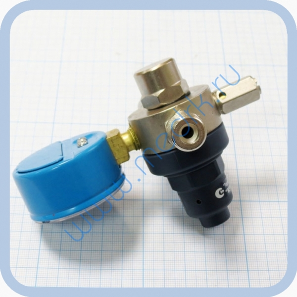 Редуктор БКО-50-12,5М кислородный  Вид 5