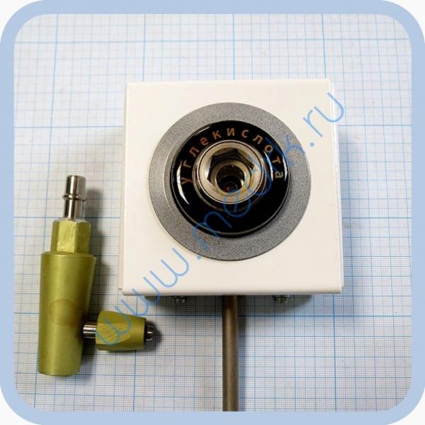 Система клапанная быстроразъемная СКБ-1 (углекислота) стандарт DIN  Вид 3