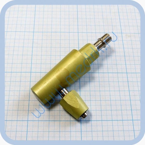 Система клапанная быстроразъемная СКБ-1 (углекислота) стандарт DIN  Вид 6