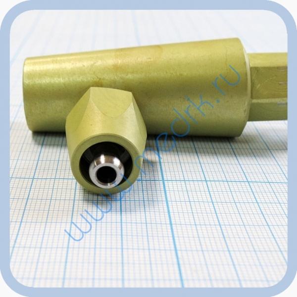 Система клапанная быстроразъемная СКБ-1 (углекислота) стандарт DIN  Вид 7