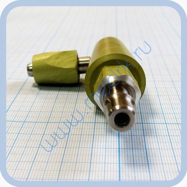 Система клапанная быстроразъемная СКБ-1 (углекислота) стандарт DIN  Вид 8