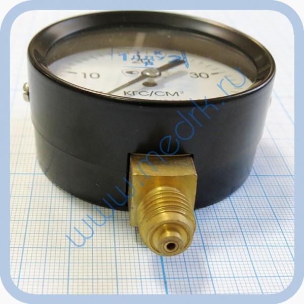 Манометр ДМ02-063-1-М кл. 1.5 (0..40 кгс/см2)  Вид 3