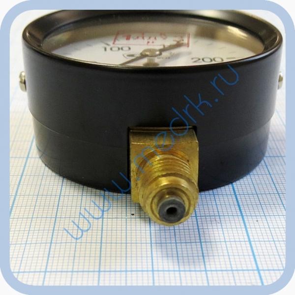 Манометр ДМ02-063-1-М кл. 1.5 (0..250 кгс/см2)  Вид 3