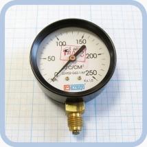 Манометр ДМ02-063-1-М кл. 1.5 (0..250 кгс/см2)