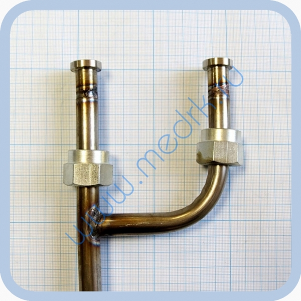 Трубопровод ЦТ129М.03.840 для ГК-100-3М   Вид 1