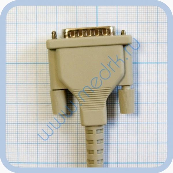 Кабель Fiab F8726R для ЭКГ  Вид 3
