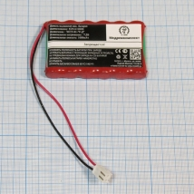 Батарея аккумуляторная 6D-AA1000B (МРК)