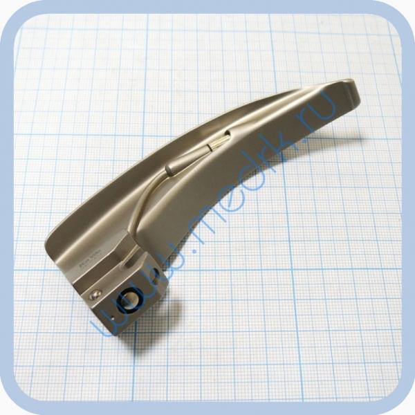 Клинок ларингоскопический KaWe «Макинтош» №2 изогнутый  Вид 3