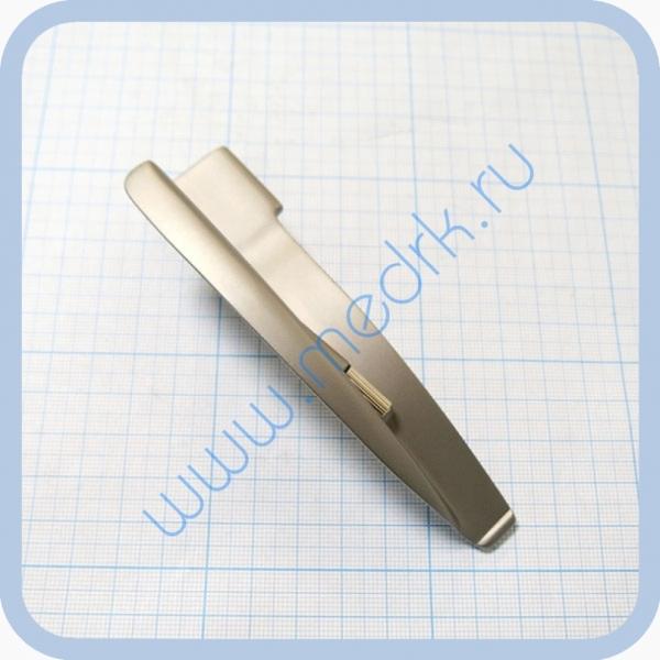 Клинок ларингоскопический KaWe «Макинтош» №2 изогнутый  Вид 6