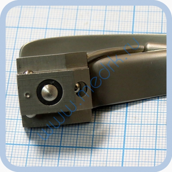 Клинок ларингоскопический KaWe «Макинтош» №1 изогнутый  Вид 6