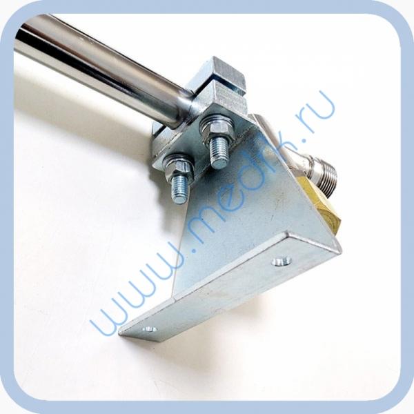 Коллектор рамповый КР-02-02 коррозионностойкий (два клапана)  Вид 6
