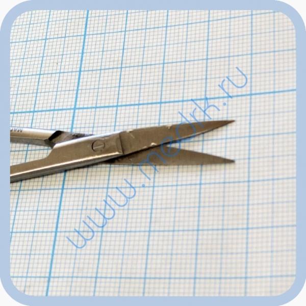 Ножницы прямые остроконечные J-22-208  Вид 4