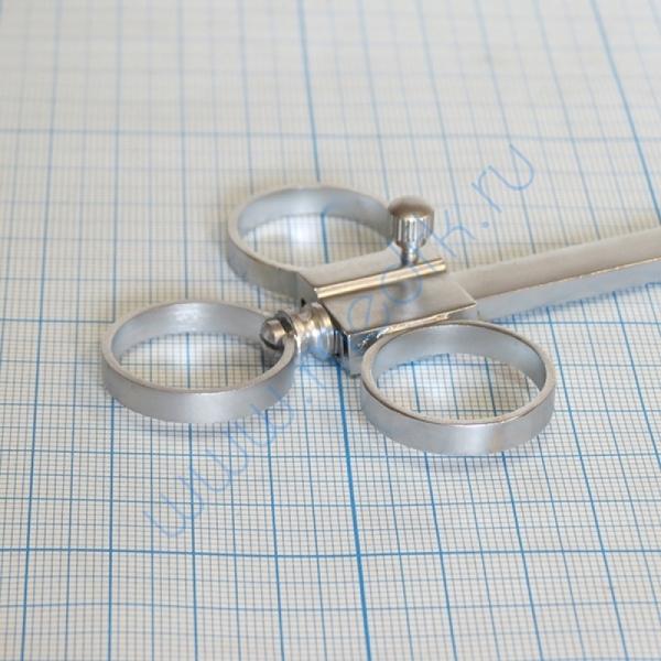 Петля полипная носовая с двумя наконечниками для рвущей и режущей петли Krause-Voss 16-184   Вид 4