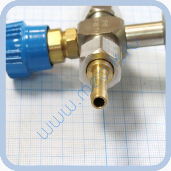 Клапан запорный К-1110-16 с ниппелем под шланг   Вид 4