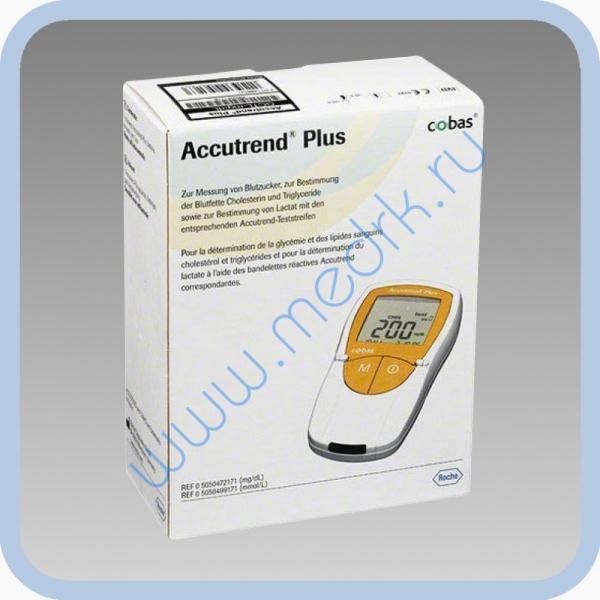 Анализатор биохимический Accutrend Plus (Аккутренд Плюс)  Вид 1