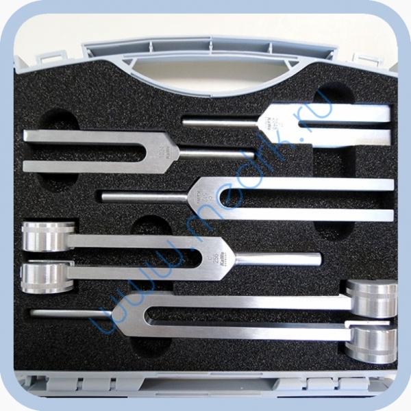 Камертон алюминиевый (набор) №33490 Kawe  Вид 3