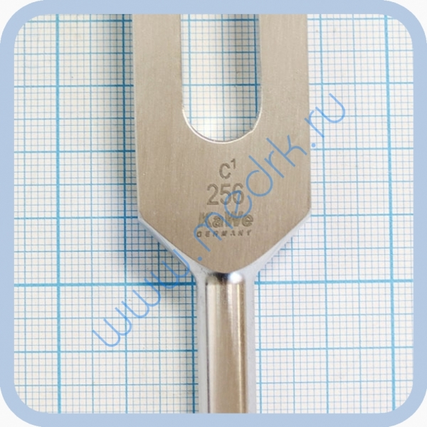 Камертон алюминиевый (набор) №33490 Kawe  Вид 5