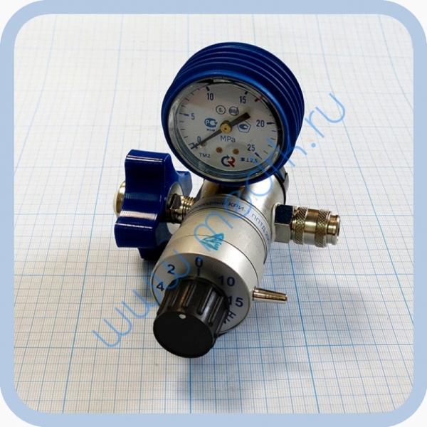 Редуктор-ингалятор кислородный КРИ-1 с маской и сумкой  Вид 3