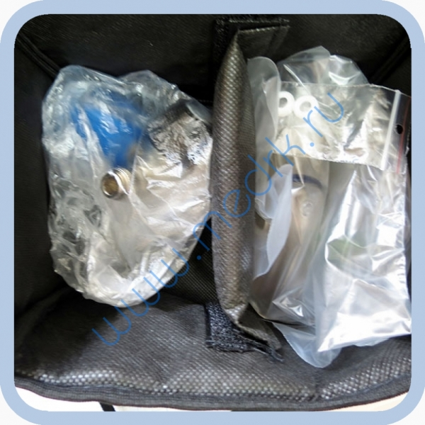 Редуктор-ингалятор кислородный КРИ-1 с маской и сумкой  Вид 6