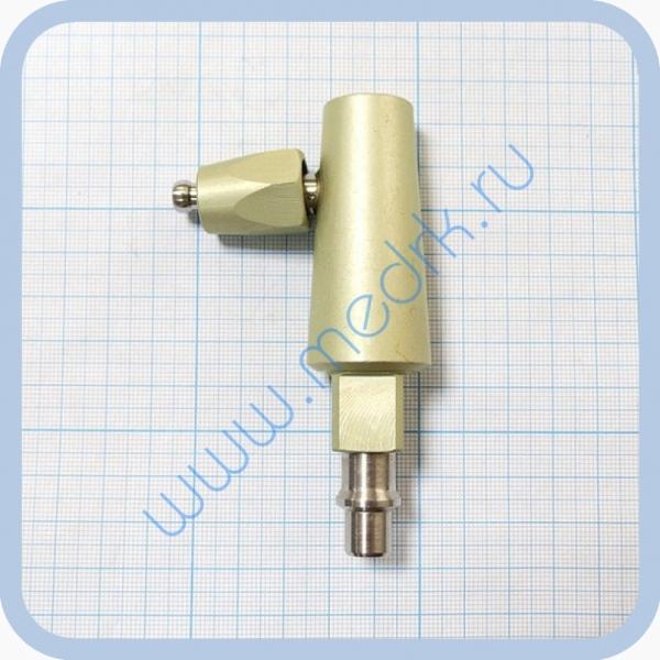 Штекер угловой газовый (сжатый воздух) для быстроразъемных соединений  Вид 1