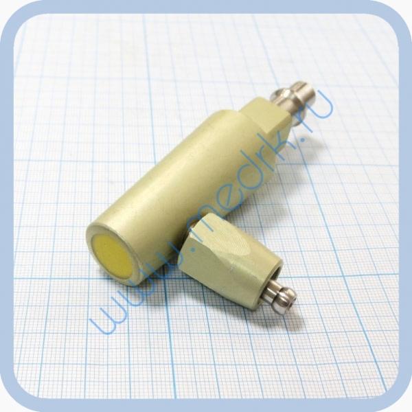 Штекер угловой газовый (сжатый воздух) для быстроразъемных соединений  Вид 6