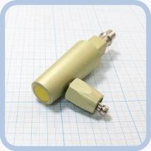 Штекер угловой газовый (сжатый воздух) для быстроразъемных соединений