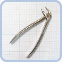 Щипцы для удаления нижних корней SD-0429-33С