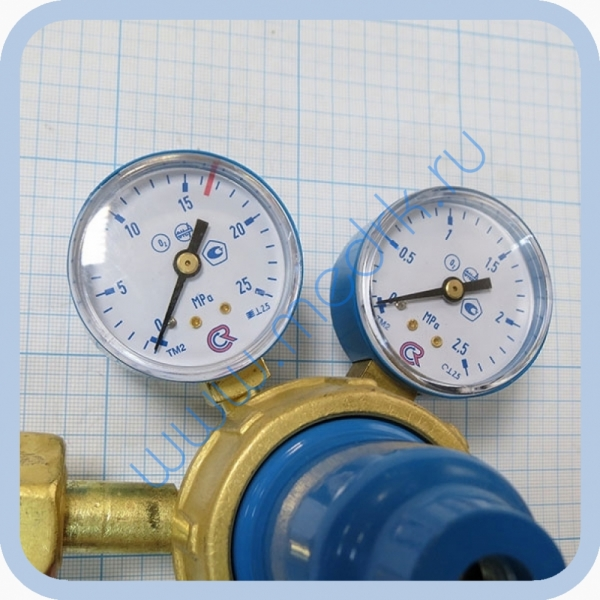 Редуктор БКО-50-4 кислородный  Вид 14
