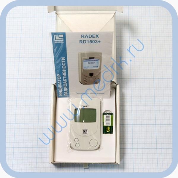 Дозиметр-радиометр Радэкс РД-1503+  Вид 4