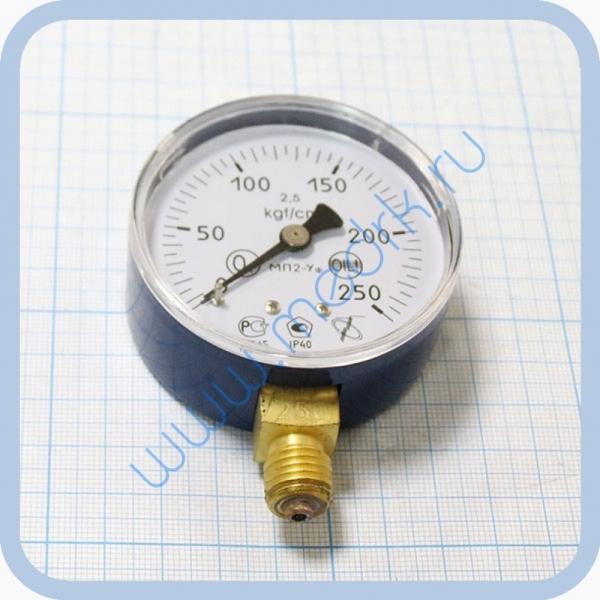 Манометр МП2-УФ (У2) кислород  Вид 1