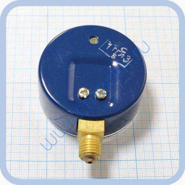 Манометр МП2-УФ (У2) кислород  Вид 4