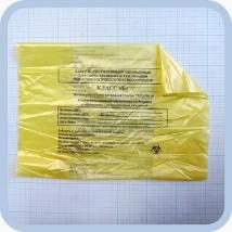 Пакет для утилизации медицинских отходов класс Б