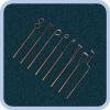 Зонды массажные логопедические 3 (по Новиковой)
