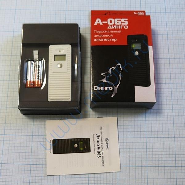 Алкотестер Динго А-065 персональный  Вид 2