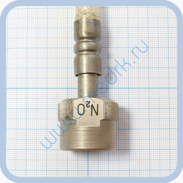 Шланг армированный для закиси азота с гайками М22х1,5мм  Вид 1
