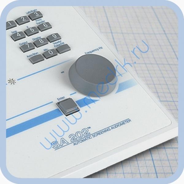 Аудиометр скрининговый Entomed SA202