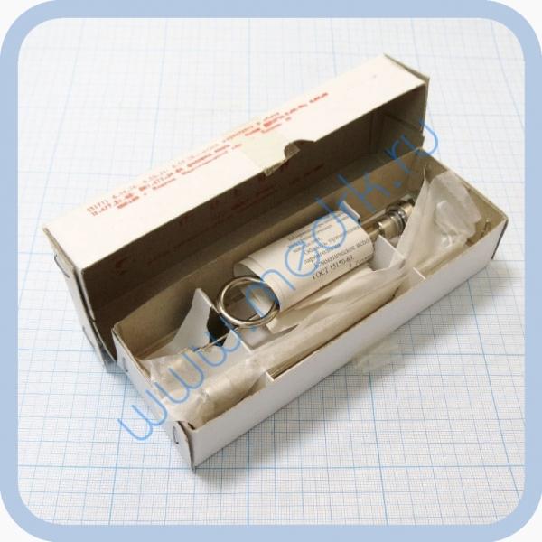 Шприц для внутригортанных вливаний и промывания миндалин Ш-14  Вид 2