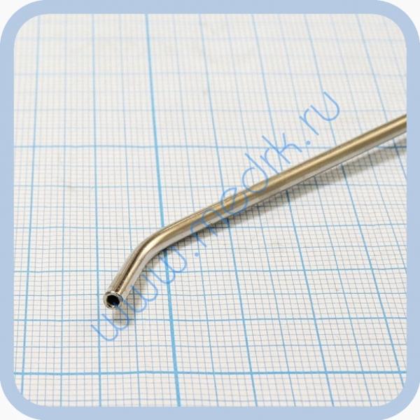 Шприц для внутригортанных вливаний и промывания миндалин Ш-14  Вид 7