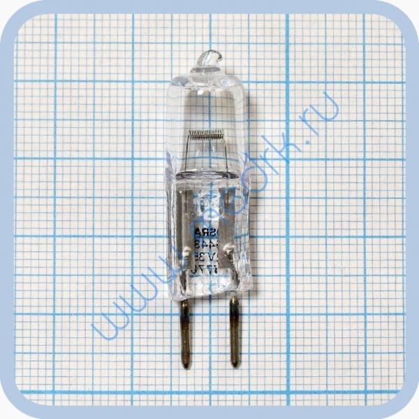 Лампа галогеновая Osram Halostar 64432 12V 35W GY6,35  Вид 2