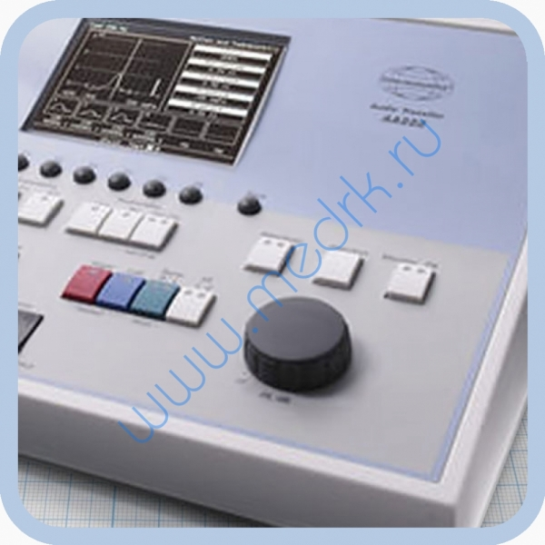 Аудиометр-тимпанометр Interacoustics-AA222