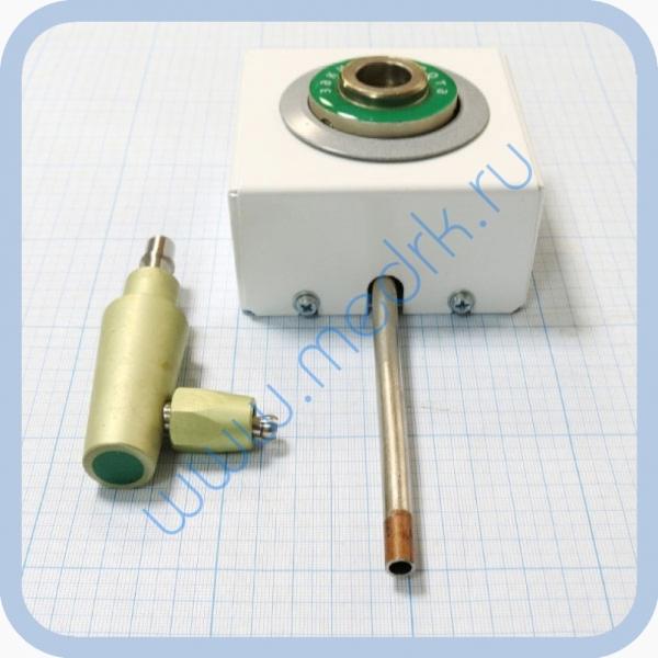Система клапанная быстроразъемная СКБ-1 (закись азота) стандарт DIN  Вид 3