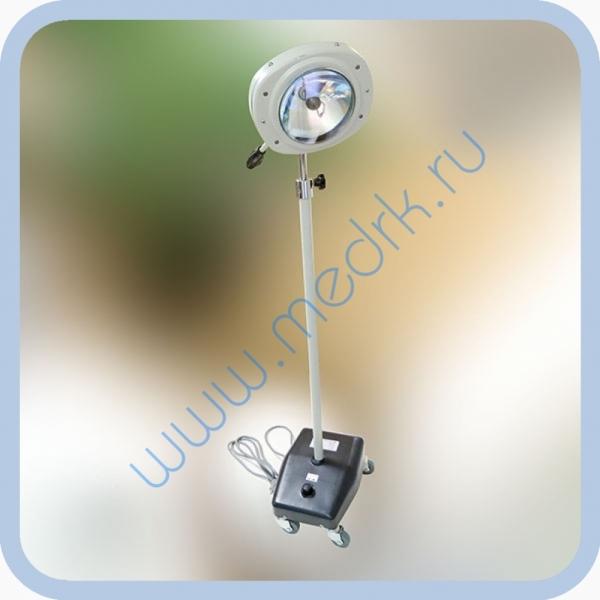 Светильник операционный ALFA-751 передвижной  Вид 5