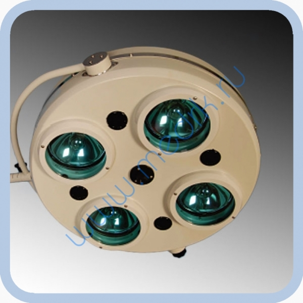 Светильник операционный Alfa-734 (Альфа-734) передвижной    Вид 1