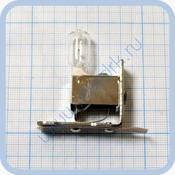 Лампа галогенная (галогеновая) OP HLX 12V 50W  Вид 1