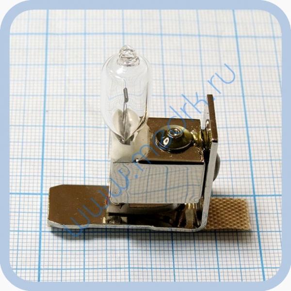Лампа галогенная (галогеновая) OP HLX 12V 50W  Вид 3