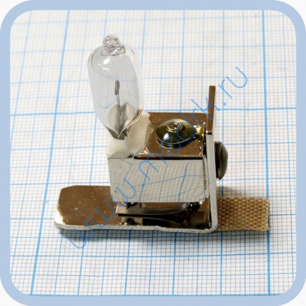 Лампа галогенная (галогеновая) OP HLX 12V 50W  Вид 10