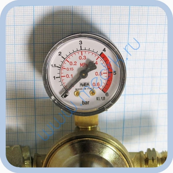 Редуктор газовый N 432 N 78-02А высокого давления для пропана  Вид 11